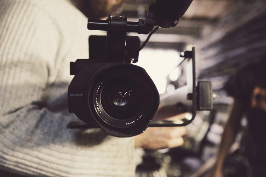 経営者のインタビュー動画撮影・制作業務